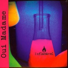 CD OUI MADAME - INFLAMÁVEL (CD USADO)