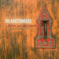 CD THE AUCTIONEERS - BEFORE LOST AND FOUND (CD USADO)