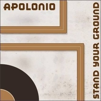 CD APOLONIO - STAND YOUR GROUND (USADO)