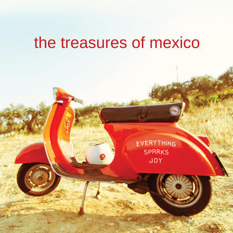 CD THE TREASURES OF MEXICO - THE TREASURES OF MEXICO (EX-DENTISTS)