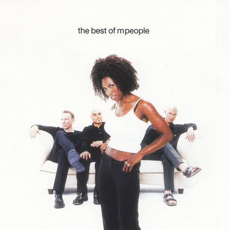 CD M PEOPLE  -  THE BEST OF M PEOPLE   (CD USADO)
