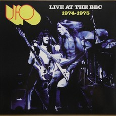 LP U.F.O. - Live At The BBC 1974-1975 ( Importado )