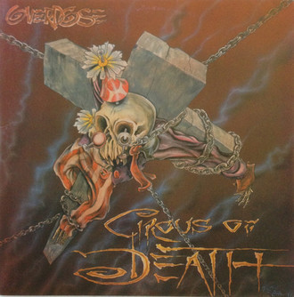 CD OVERDOSE - CIRCUS OF DEATH (CD DUPLO) (NOVO/LACRADO)