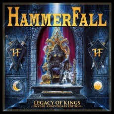 CD HAMMERFALL - LEGACY OF KINGS 20 YEAR ANNIVERSARY EDITION (BOX)
