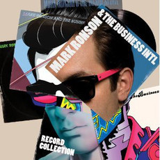 CD MARK RONSON & THE BUSINESS INTL - RECORD COLLECTION (USADO/IMP)