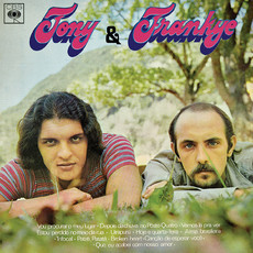 LP Tony & Frankye 1971 RE Importado