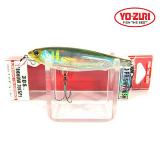 Isca Articial Yo-zuri 3DS Minnow 70sp  70mm 7g