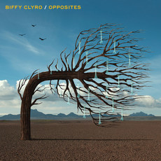 CD BIFFY CLYRO - OPPOSITES (USADO)