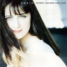 CD BASIA - LONDON WARSAW NEW YORK (CD USADO)