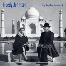 CD FREEDY JOHNSTON - THIS PERFECT WORLD (CD USADO)