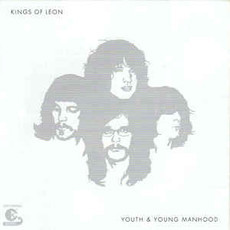 CD KINGS OF LEON - YOUTH & YOUNG MANHOOD  (CD USADO)