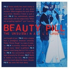 CD BEAUTY PILL - THE UNSUSTAINABLE LIFESTYLE   (CD USADO)