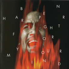 CD BEN HARPER - FIGHT FOR YOUR MIND  (CD USADO)