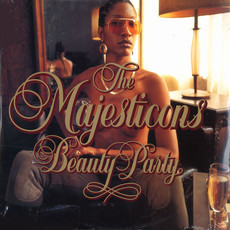 CD THE MAJESTICONS - BEAUTY PARTY  (CD USADO)