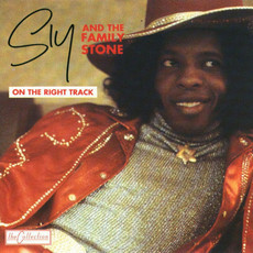 ​CD SLY AND THE FAMILY STONE - ON THE RIGHT TRACK  (CD USADO)