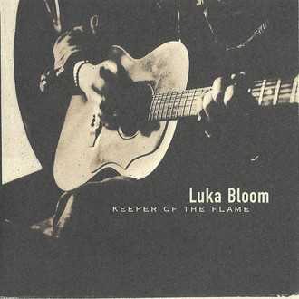 CD LUKA BLOOM - KEEPER OF THE FLAME (CD USADO)
