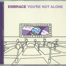 CD EMBRACE - YOU'RE NOT ALONE (CD SINGLE) (CD USADO)