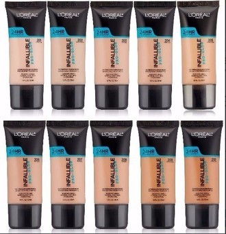 Base Infallible Pro Glow Loreal Original Pronta Entrega