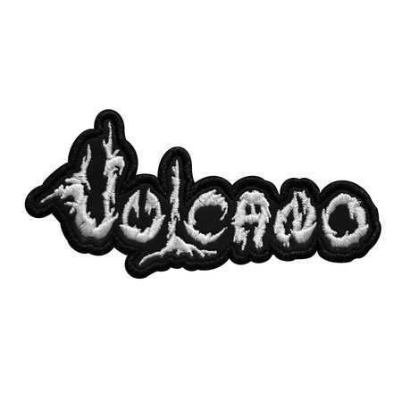 VULCANO Official Embroidered Patch
