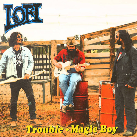LO-FI Trouble​/​Magic Boy CD