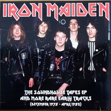 LP Iron Maiden - The Soundhouse Tapes - Rare Early Tracks (Importado)