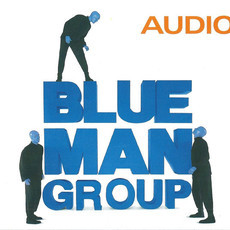 CD BLUE MAN GROUP - AUDIO (CD USADO)
