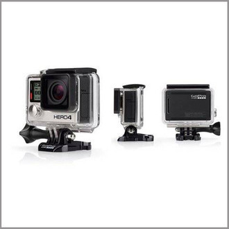 Gopro Hero 4 Black + BATERIA PACK