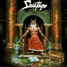 CD SAVATAGE - HALL OF THE MOUNTAIN KING (DIGIPACK) (NOVO/LACRADO)