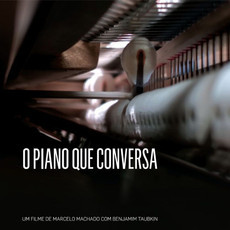 CD BENJAMIM TAUKBIN - O PIANO QUE CONVERSA (CD + DVD)