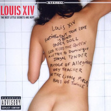 CD LOUIS XIV - THE BEST LITTLE SECRETS ARE KEPT (USADO)
