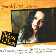CD NORAH JONES - FEELS LIKE HOME (CD+DVD) (USADO/IMP)