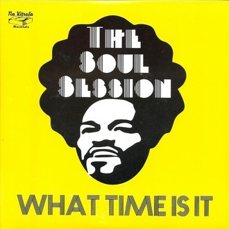 "Compacto THE SOUL SESSION - WHAT TIME IS IT (7"")"