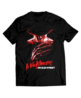 Camiseta - A Nightmare on Elm Street