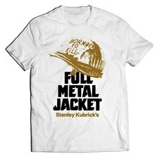 Camiseta - Full Metal Jacket