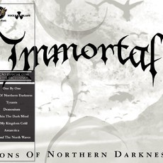 CD IMMORTAL - SONS OF NORTHERN DARKNESS (NOVO/LACRADO)