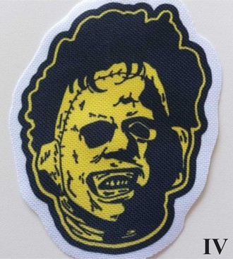 Patch - The Texas Chainsaw Massacre