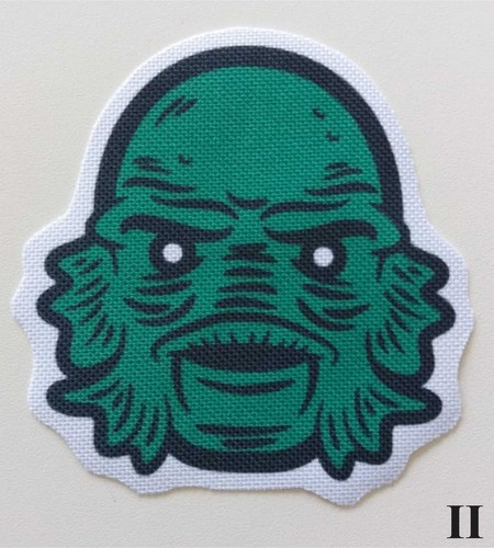 Patch - Creature From The Black Lagoon
