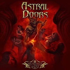 CD ASTRAL DOORS - WORSHIP OR DIE (NOVO/LACRADO)