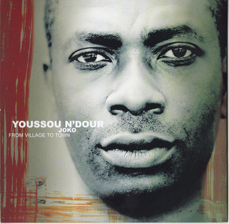 CD YOUSSOU N'DOUR - JOKO - FROM VILLAGE TO TOWN(CD USADO)