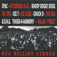 CD VÁRIOS - ONE MILLION STRONG  (CD USADO)