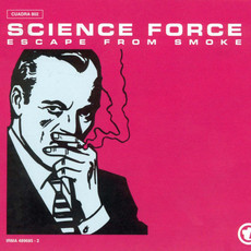 CD SCIENCE FORCE - ESCAPE FROM SMOKE  (CD USADO)