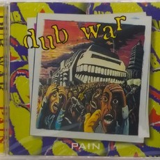 CD DUB WAR - PAIN  (CD USADO)