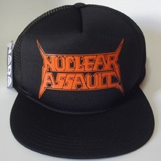 Boné Nuclear Assault flip hat