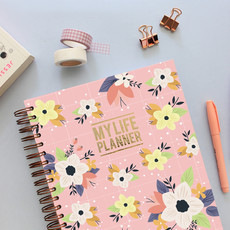 My Life Planner 2021 Floral