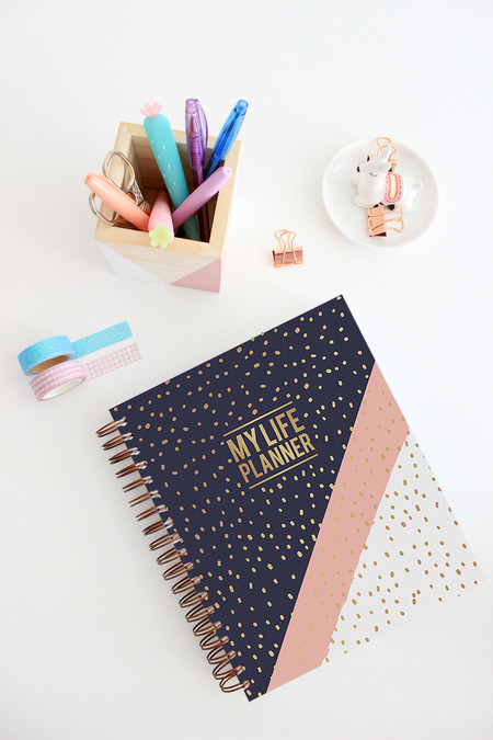 My Life Planner 2021 Dots