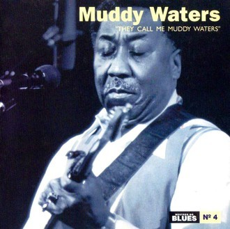 CD MUDDY WATERS- THEY CALL ME MUDDY WATERS (USADO)