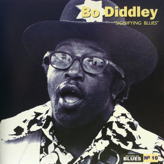 CD BO DIDDLEY - SIGNIFYING BLUES (USADO)