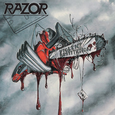 CD RAZOR - VIOLENT RESTITUTION (NOVO/LACRADO)