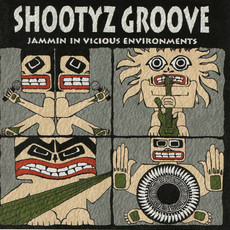 CD SHOOTYZ GROOVE - JAMMIN IN VICIOUS EVIRONMENTS  (CD USADO)