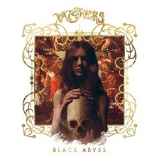 CD THE WATCHERS - BLACK ABBYS   (NOVO/LACRADO)